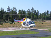 Papillon Grand Canyon Helicopters Bell206L-1